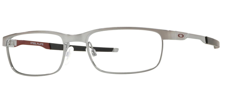b4043c8b47 Lunettes Oakley OX3222-07 Steel Plate Argent