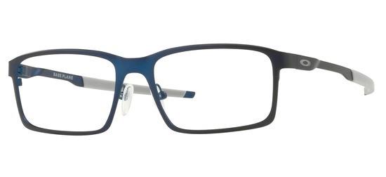 lunettes de vue Oakley OX3232-04 Base Plane Bleu Nuit