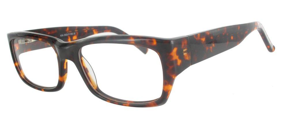 lunettes de vue ExperOptic Manhattan Ecaille