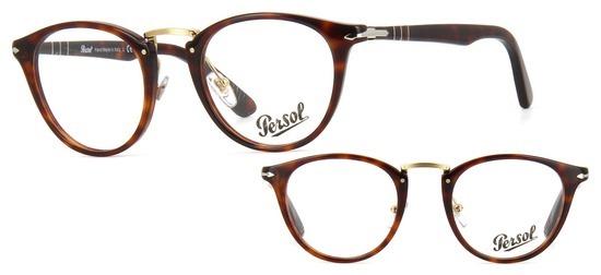lunettes de vue Persol PO3107V 24 Ecaille PROMO T47