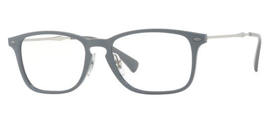 lunettes de vue Ray-Ban RX8953-8026 Gris Titane PROMO T56