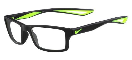 lunettes de vue Nike NI4678-001 T49 Noir Volt ( Enfant )