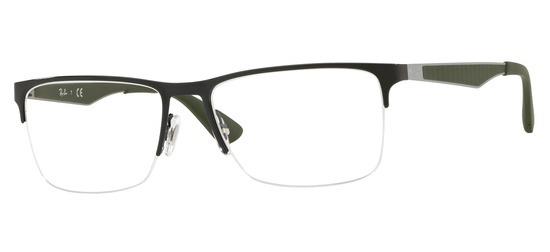lunettes de vue Ray-Ban RX6335-3010 Noir
