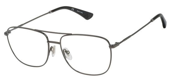 lunettes de vue Police VPL766-0568 GunMetal Highway 9