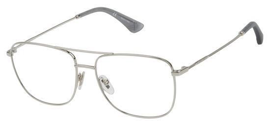 lunettes de vue Police VPL766-0579 Argent Palladium Highway 9