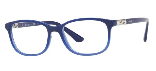 lunettes de vue Vogue VO5163-2559 Bleu vers Bleu