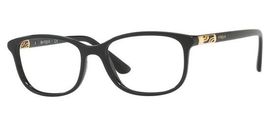 lunettes de vue Vogue VO5163-W44 Noir
