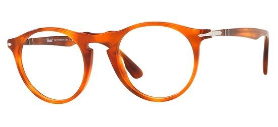 08929bac20e2ba lunettes de vue Persol PO3201V-96 Sienne Ambre