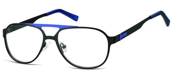 lunettes de vue ExperOptic Youngster Noir Bleu