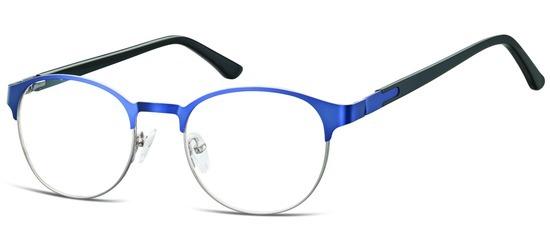 lunettes de vue ExperOptic Glamm Bleu Argent