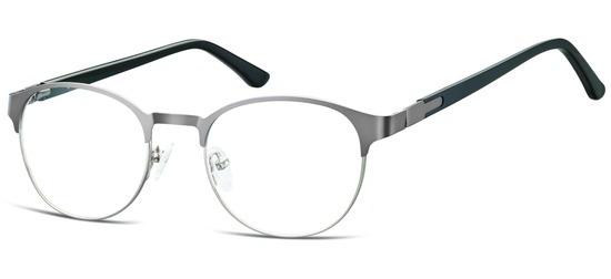 lunettes de vue ExperOptic Glamm Gun Argent