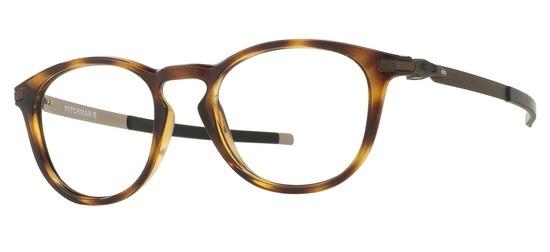 lunettes de vue Oakley OX8105-03 Pitchman Ecaille