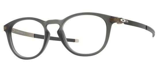 lunettes de vue Oakley OX8105-07 Pitchman Gris Mat