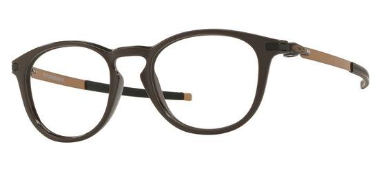 lunettes de vue Oakley OX8105-09 Pitchman Gris