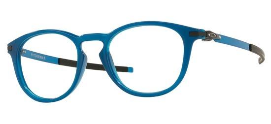 lunettes de vue Oakley OX8105-10 Pitchman Bleu cobalt
