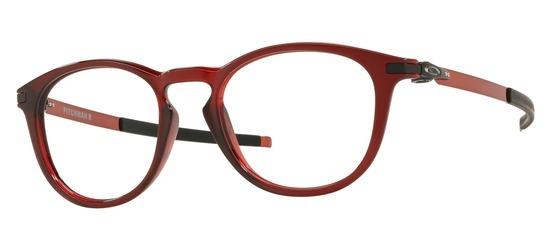 lunettes de vue Oakley OX8105-11 Pitchman Rouge Brique