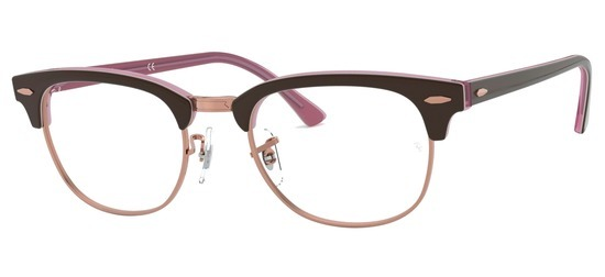 Ray-Ban RX5154-5886 Marron Rose Clubmaster