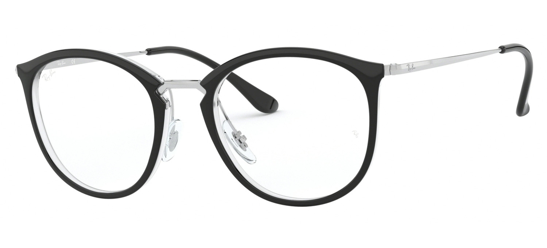 RX7140-5852 Noir Cristal Argent
