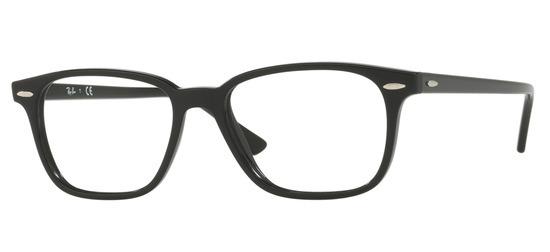 lunettes de vue Ray-Ban RX7119-2000 Noir