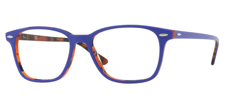 RX7119-5716 Violet Ecaille Orange