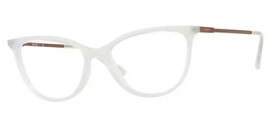 lunettes de vue Vogue VO5239-2674 Blanc Opalin