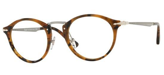 lunettes de vue Persol PO3167V-1073 Ecaille sombre