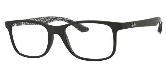lunettes de vue Ray-Ban RX8903-5263 Noir Noir Carbone