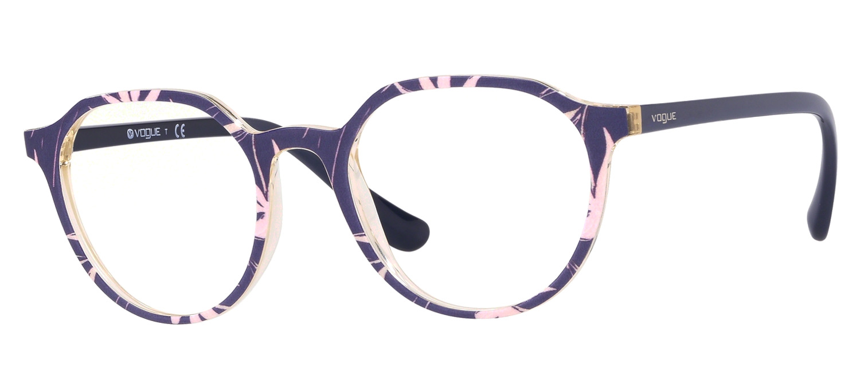 VO5226-2696 Bleu Rose Jaune