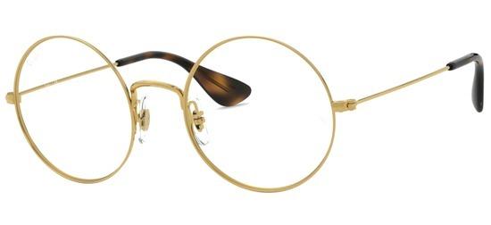 lunettes de vue Ray-Ban RX6392-2969 Or Ecaille