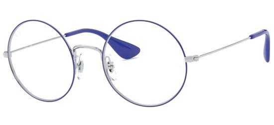 lunettes de vue Ray-Ban RX6392-3029 Bleu Argent