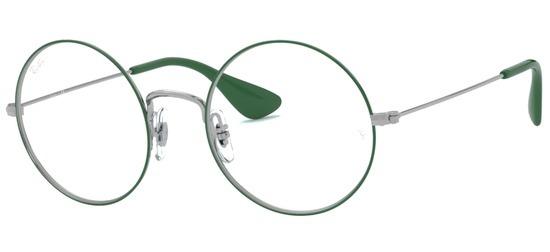 lunettes de vue Ray-Ban RX6392-3030 Vert Argent