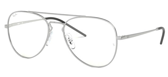 Ray-Ban RX6413-2501 Argent