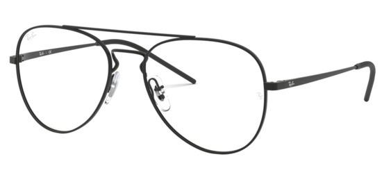 lunettes de vue Ray-Ban RX6413-3044 Noir