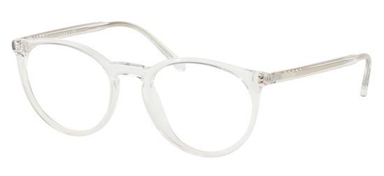lunettes de vue Ralph Lauren Polo PH2193-5002 Cristal Transparent