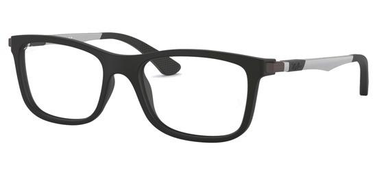 lunettes de vue Ray-Ban RY1549-3633 Noir Mat Gun