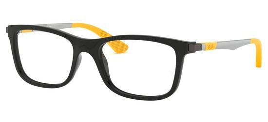 lunettes de vue Ray-Ban RY1549-3733 Noir Jaune