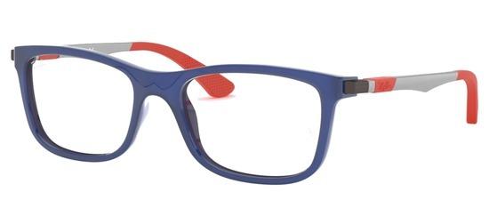 lunettes de vue Ray-Ban RY1549-3734 Bleu Translucide