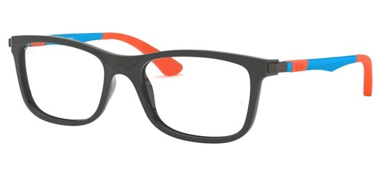 lunettes de vue Ray-Ban RY1549-3784 Gris Bleu
