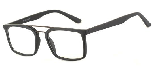 lunettes de vue ExperOptic Trudo Noir
