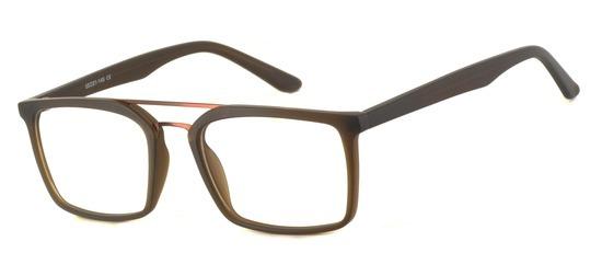 lunettes de vue ExperOptic Trudo Marron