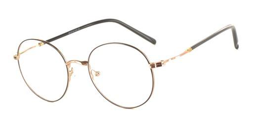lunettes de vue ExperOptic Talmus Or Marron