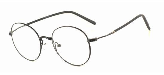 lunettes de vue ExperOptic Talmus Noir Noir