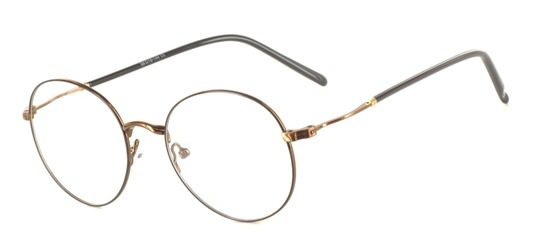 lunettes de vue ExperOptic Talmus Noisette Marron