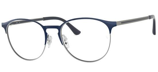 lunettes de vue Ray-Ban RX6375-2981 Bleu Gun