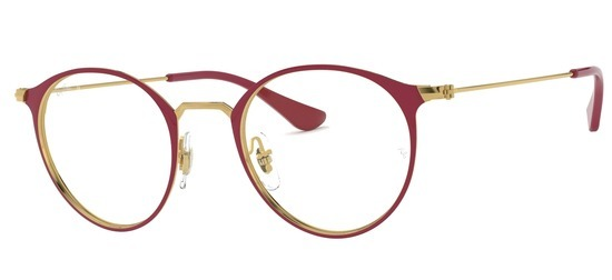 Ray-Ban RX6378-3028 Bordeaux Or