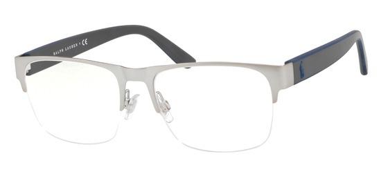 lunettes de vue Ralph Lauren Polo PH1188-9010 Argent Mat