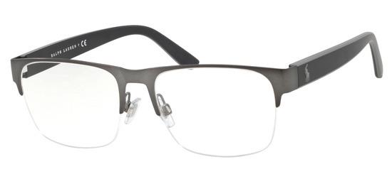 lunettes de vue Ralph Lauren Polo PH1188-9157 Gris Gun Mat