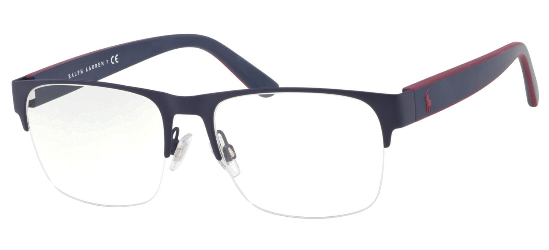 Polo PH1188-9303 Bleu Mat