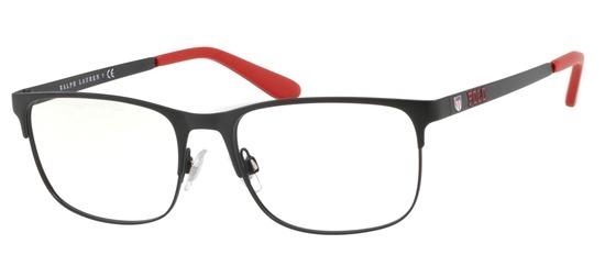 lunettes de vue Ralph Lauren Polo PH1189-9038 Noir Mat