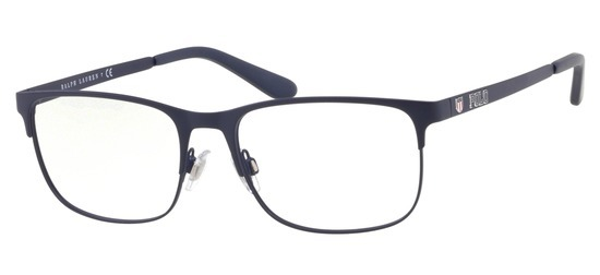 lunettes de vue Ralph Lauren Polo PH1189-9364 Bleu Marine